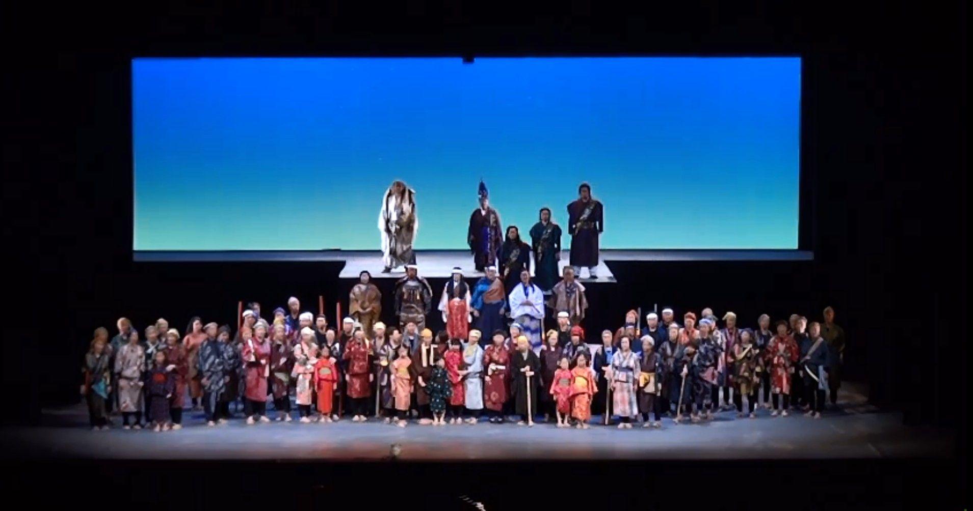 群馬オペラ協会合唱団 2021年度新団員オーディションのお知らせ